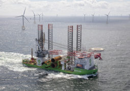 JBR ventileert visie over offshore wind in het blad Offshore Industry 5